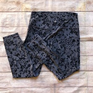 Lululemon Align - Efflorescent Nebula Black
